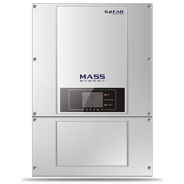 Sofar Solar inverteris 10-20k