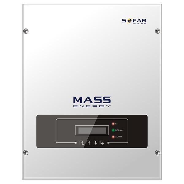 Sofar Solar inverteris 3-7.5KW