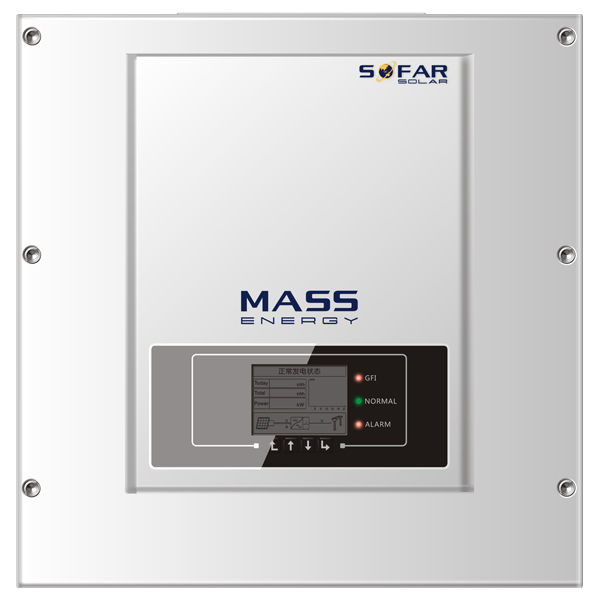 Sofar Solar inverteris 4-12K
